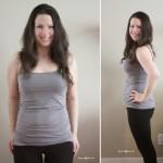 Câu chuyện giảm 22,5kg thành công sau sinh của bà mẹ trẻ