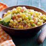 Giảm cân nhẹ nhàng, đón tết an toàn với món salad ngô