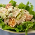 Giảm cân siêu nhanh với món salad cá ngừ