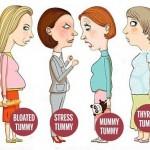 Nhận diện các kiểu béo bụng để có được cách giảm béo bụng hợp lý