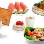 Thực đơn ăn 5 bữa một ngày mà không sợ tăng cân