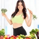 Ăn uống đúng cách giúp chị em dễ dàng giảm cân sau sinh?