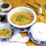 Giảm mỡ bụng, làm ấm cơ thể trong mùa lạnh với các món súp