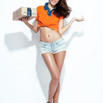 Hành trình giảm cân, giữ dáng của người mẫu Minh Tú
