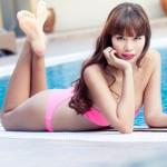 Bí quyết giúp giảm cân nhanh của siêu mẫu Hà Anh