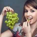 Chia sẻ cách giảm cân hiệu quả bằng quả nho