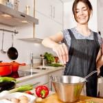 Những sai lầm tai hại trong nấu ăn khiến bạn tăng cân