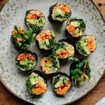 Ngon lạ lùng khi giảm cân với món ăn chay