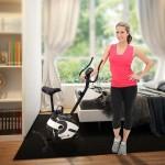 Cải thiện cân nặng sau khi sinh con nhờ những bài tập tại nhà