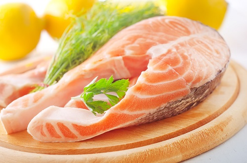 Thường xuyên ăn cá