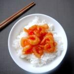Lạ miệng, hấp dẫn hơn món tôm khô rim chua cay giúp giảm cân hiệu quả