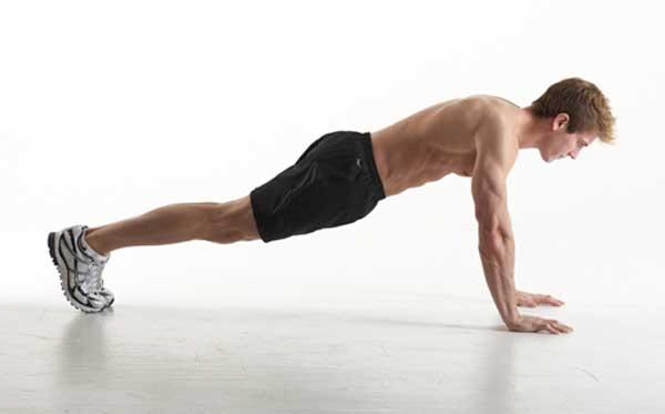 Tư vấn 5 bài tập chống đẩy giúp nam giới đẩy lùi mỡ thưa, săn chắc cơ bắp6