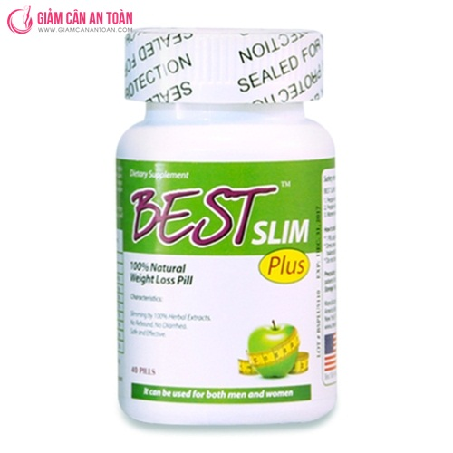 best slim plus giam can an toan