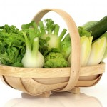 Đánh tan mỡ bụng nhanh chóng nhờ các loại rau củ xanh