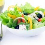 Salad rau củ thập cẩm, món ăn cả người béo phì cũng có thể giảm cân