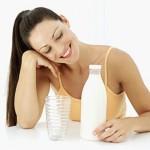 Uống sữa đúng cách giúp giảm cân một cách tự nhiên