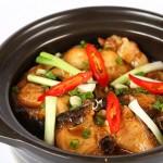 Dân dã món cá kho nước tương giúp bữa cơm giảm cân ngon miệng hơn