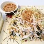 Làm nhanh món salad ức gà để thưởng thức mỗi ngày