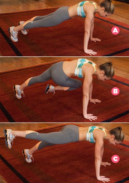 Cách cải thiện vóc dáng hoàn hảo với bài tập plank mỗi ngày   2