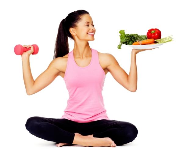 Hãy tập khi cơ thể đã có đủ năng lượng.