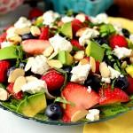 Thực đơn các món salad giảm cân siêu hiệu quả từ bơ và dưa hấu