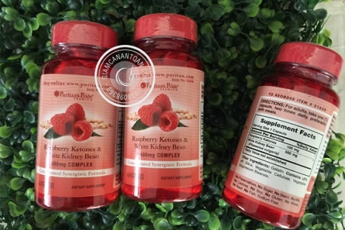 Raspberry Ketones and White Kidney Bean