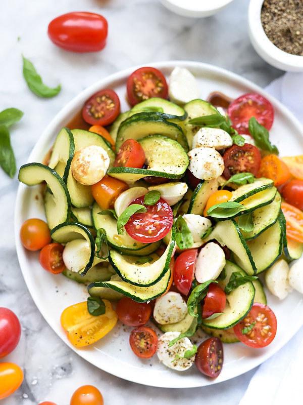 Tư vấn 2 món salad rau quả giúp giải nhiệt ngày hè   4