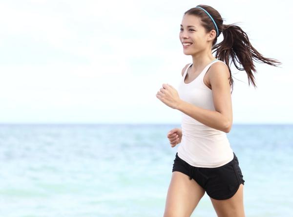 Vận động luôn là cách giảm cân tốt nhất.