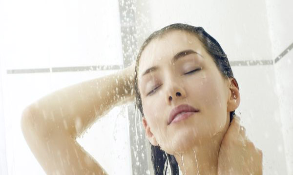 Không nên tắm ngay sau khi tập.