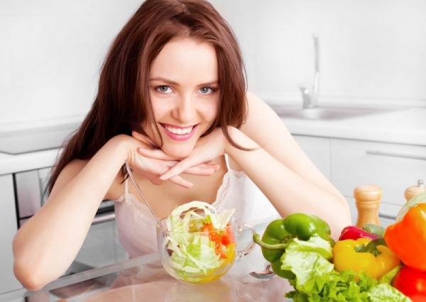 Đừng bỏ qua chế độ ăn uống.