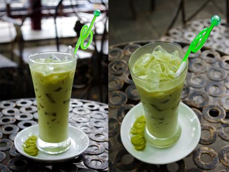 Cách giúp chị em cải thiện làn da đẹp, dáng thon với sữa trà xanh5