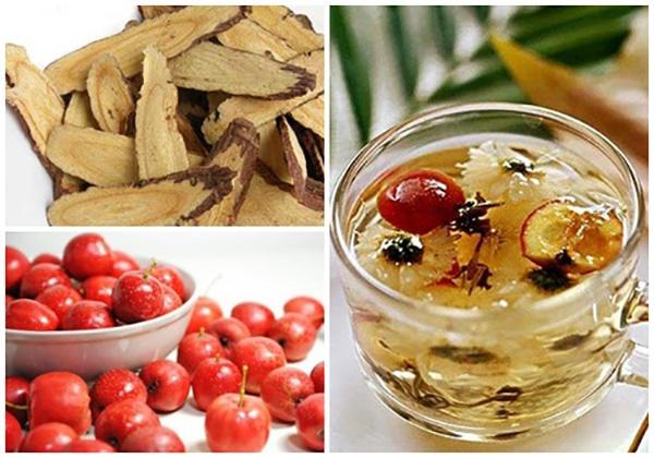 Giới thiệu 4 loại trà thảo dược giúp ích cho quá trình giảm béo5