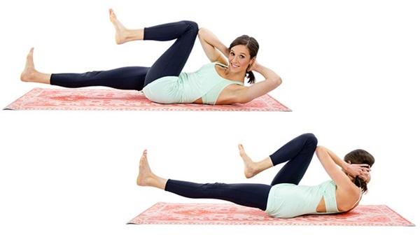 Top 6 bài tập yoga giúp chị em cải thiện nhanh vùng eo và bụng4