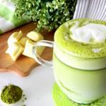 Cách giúp chị em cải thiện làn da đẹp, dáng thon với sữa trà xanh
