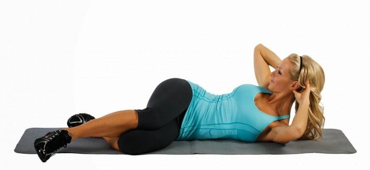 Tư vấn 3 bài tập giúp chị em giảm mỡ bụng cấp tốc2