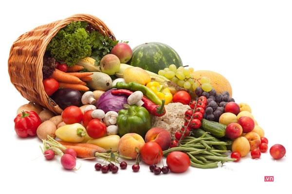 Thực phẩm cần thiết cho giảm cân.