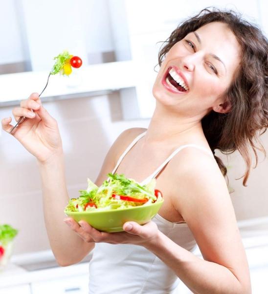 Đừng quên bổ sung thêm rau cho cơ thể.