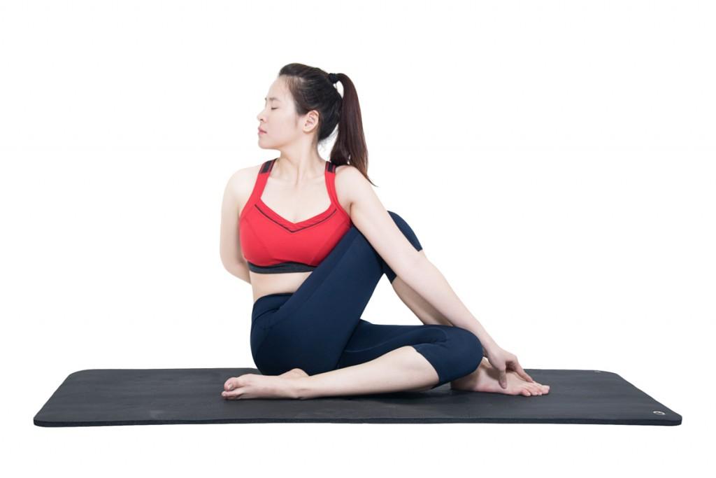 6 bài tập giúp chị em sau khi sinh giảm cân hiệu quả2