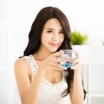 Mẹo cung cấp nước mỗi ngày để chị em giảm cân