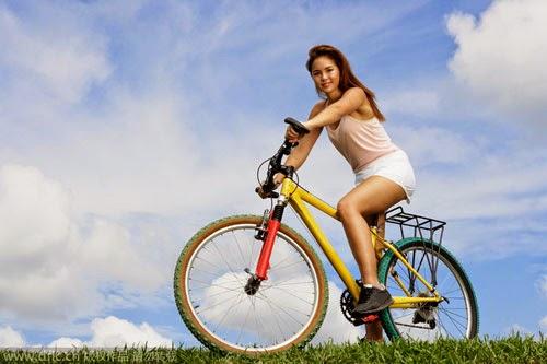 Bật mí cách giảm cân nhanh nhờ đạp xe đúng cách5