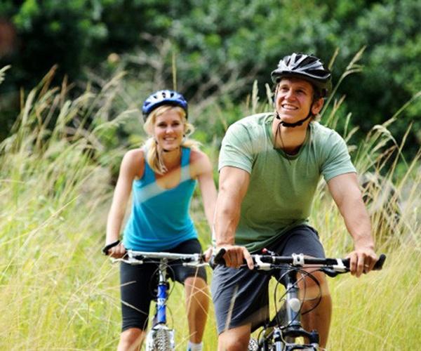 Bật mí cách giảm cân nhanh nhờ đạp xe đúng cách6