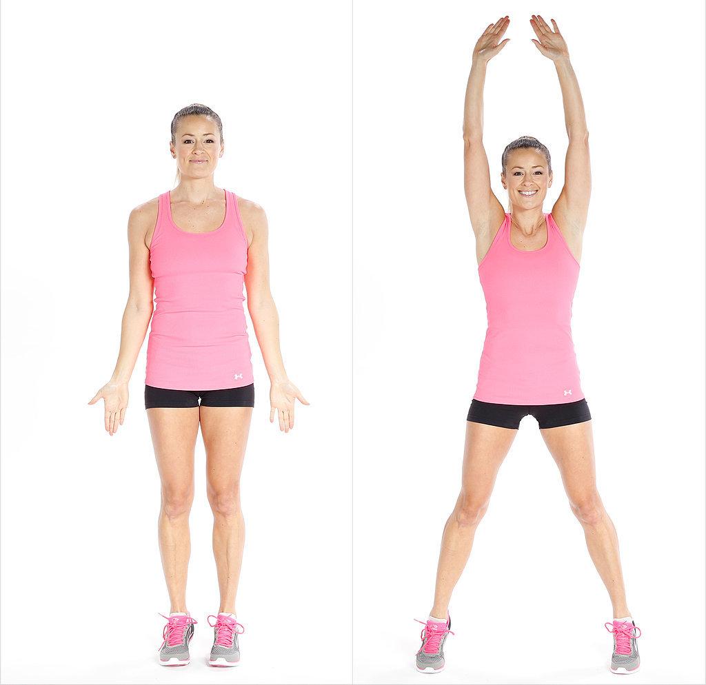 Tập 3 động tác này mỗi ngày sẽ giúp chị em giảm mỡ bụng hiệu quả4
