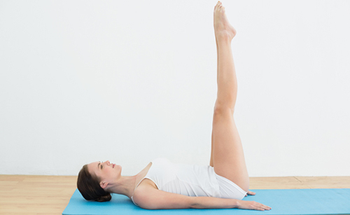 Bài tập yoga được các chuyên gia khuyên chị em sau khi sinh nên áp dụng