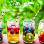 Chia sẻ cách pha nước detox giúp giảm mỡ nội tạng và cải thiện làn da