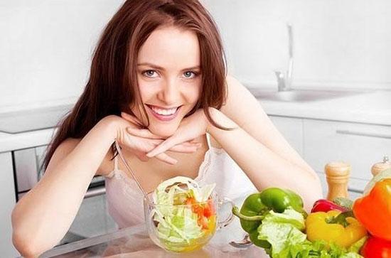 Tư vấn chế độ ăn uống lành mạnh giúp chị em giảm mỡ bụng nhanh chóng trong 1 tuần5