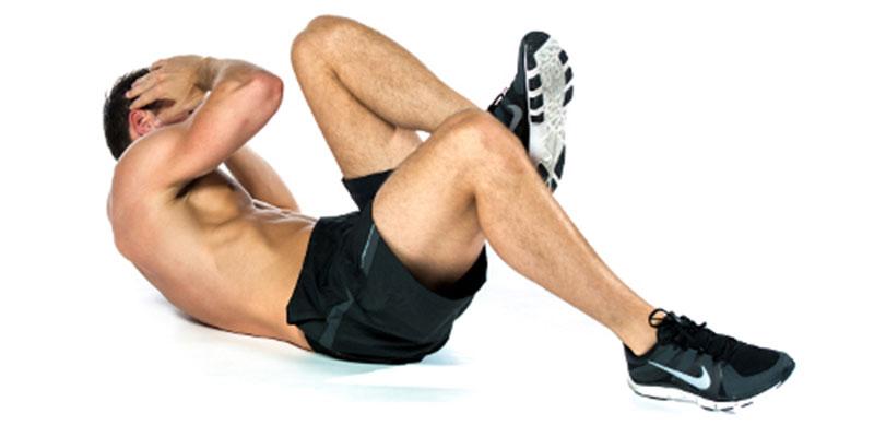 Tư vấn động tác đơn giản giúp quý ông giảm béo bụng hữu hiệu7