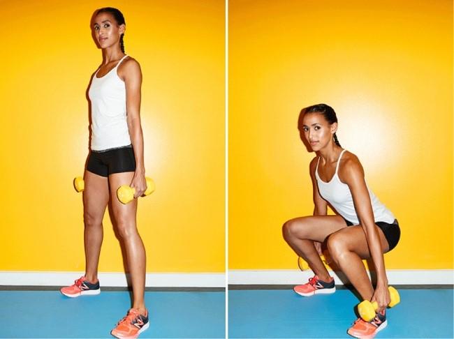 5 động tác giúp người tập cải thiện vòng eo một cách nhanh chóng3