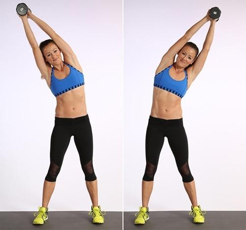5 động tác giúp người tập cải thiện vòng eo một cách nhanh chóng4
