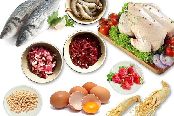 Nhóm thực phẩm lành mạnh giúp giảm cân an toàn những vẫn bảo đảm cho sức khỏe3