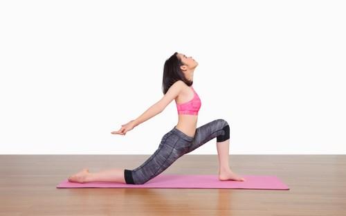 6 bài tập đơn giản giúp người tập giảm cân hữu hiệu2